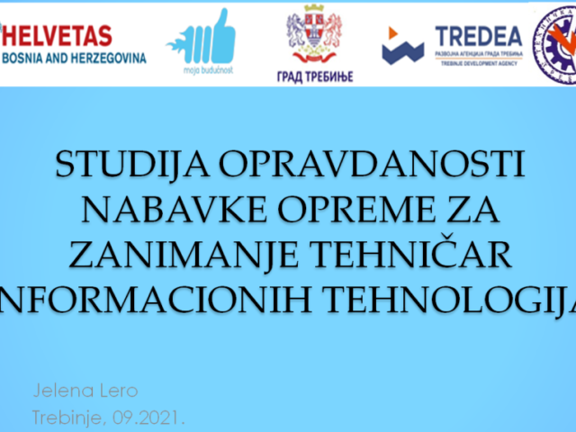 Screenshot prezentacija